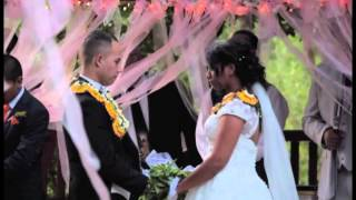 A Promise That I Will Keep (Acoustic) - Tongan Outdoor Wedding