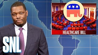 Weekend Update on GOP Healthcare Bill - SNL
