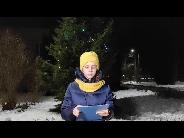 Василиса Поднебесная читает произведение «Метель» (Бунин Иван Алексеевич)