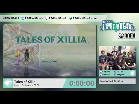 Tales of Xillia Part 1 by Ghoul02, PX, osey889, Freddeh RPG Limit Break 2015 Part 13