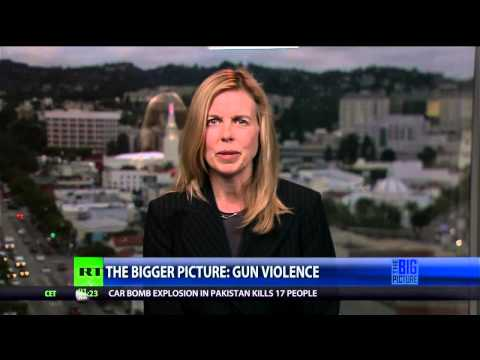 Bigger Picture: Can Washington put US lives ahead of the gun lobby? P1