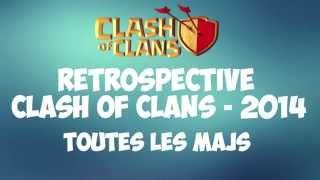 Rétrospective 2014 : Clash of Clans, une évolution permanente