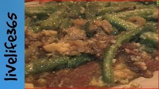 Veg Out With Mike: Killer Green Beans