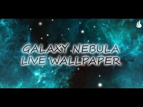 Galaxy nebula live wallpaper youtube - Galaxy nebula live wallpaper ...
