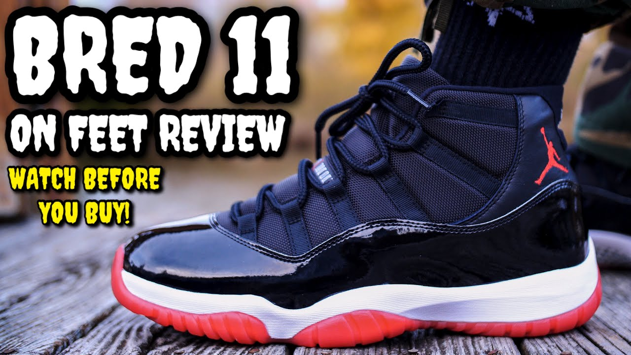 Air Jordan 11 Bred 2019 Review On Feet Worth 220 2012