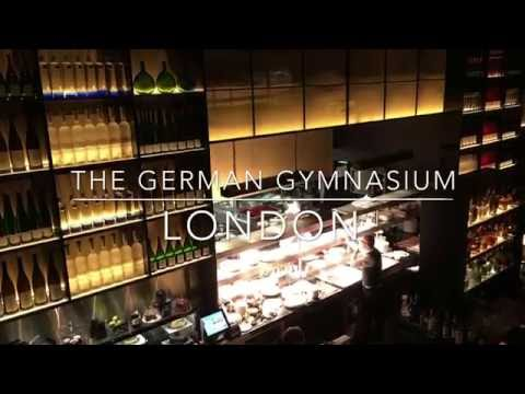 THE GERMAN GYMNASIUM - Hot London Restaurants