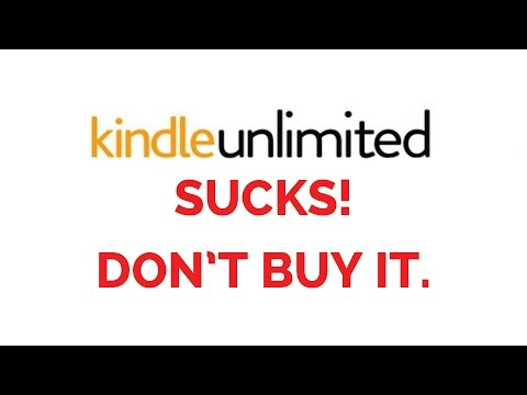 Kindle Unlimited SUCKS!