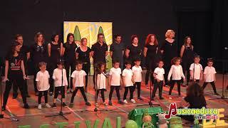 Una paloma - Grupo de alumnos de Musizón 3 - Festival Musizón 2018