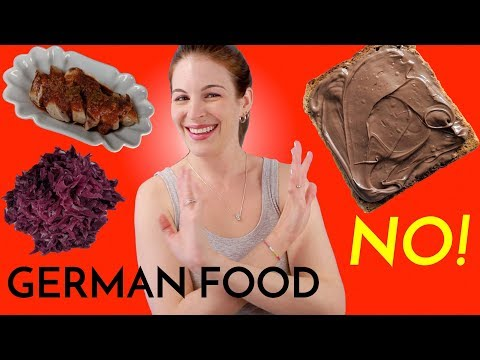 6 German Foods I STILL REALLY DISLIKE?