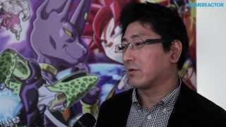 Dragon Ball Z: Battle Of Z - Producer Kunio Hashimoto Interview (English Translate)