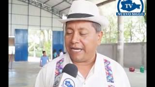 Oaxaca Nuevo Siglo Tv Entrevista administrador de San Juan Tamazola