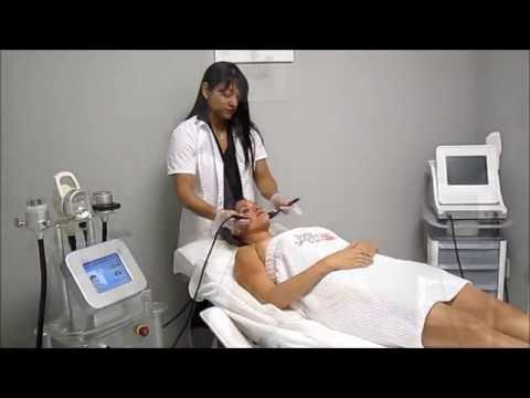 Face Contouring Non-invasive Treatment Services Body Sensation Spa & Wellness