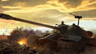 ИС7 самый лучший танк десятого уровня!!!