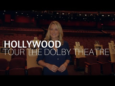 Ultimate Hollywood Experience: Tour The Dolby Theatre