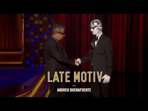 LATE MOTIV - Monólogo de Andreu Buenafuente y su robot guionista | #LateMotiv211