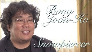 DP30 Snowpiercer Bong Joon-Ho