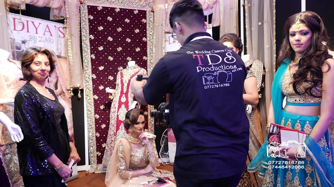 The National Asian Wedding Show  Ft H Dhami Fashion Show Youtube