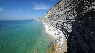 Геленджик, дикий пляж