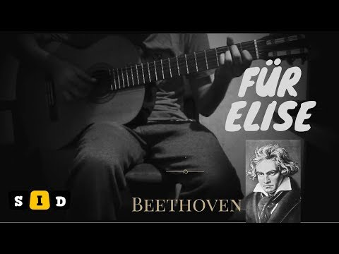 Für Elise- Beethoven (Classical Guitar)