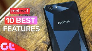 10 Best Features of Realme 1: New Budget Contender! (GIVEAWAY)