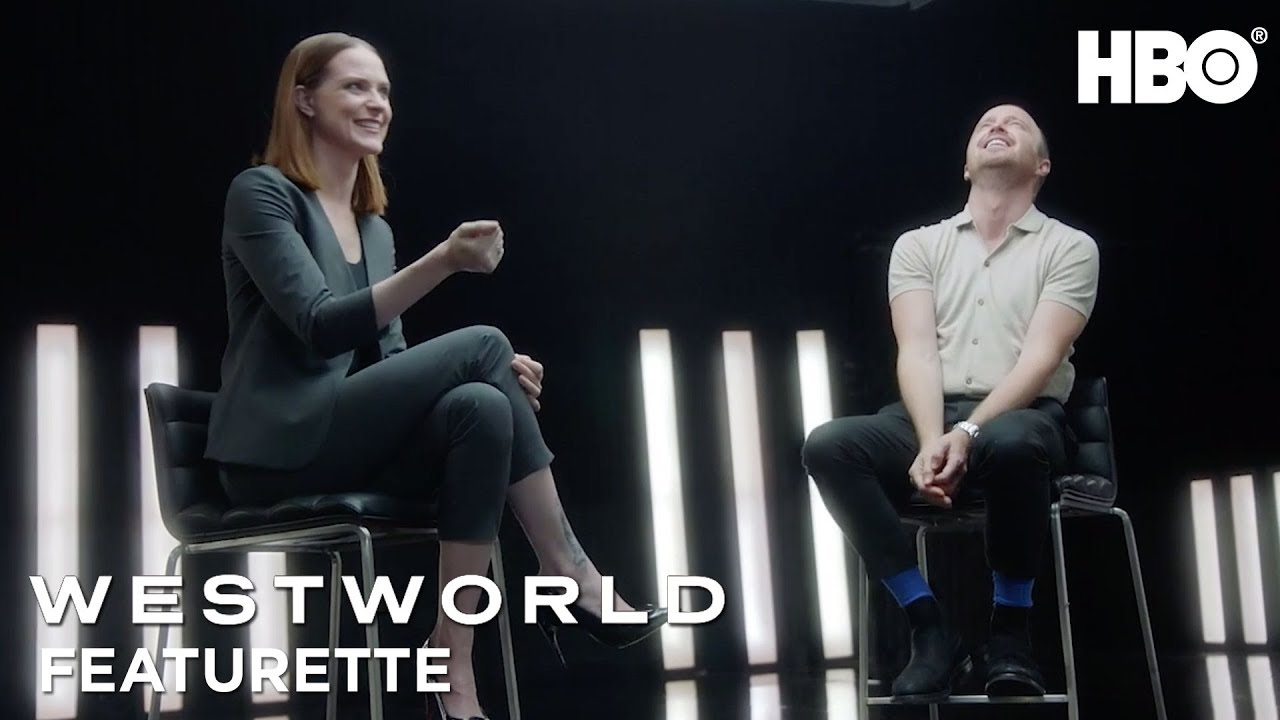 Westworld Season  Welcome To Westworld Evan Rachel Wood