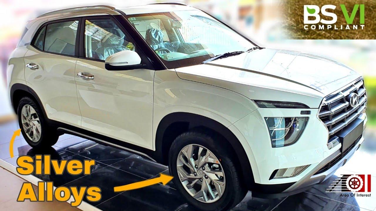 2020 Hyundai Creta Sx Bs6 2nd Top Model On Road Price List Mileage Features Sunroof Youtube