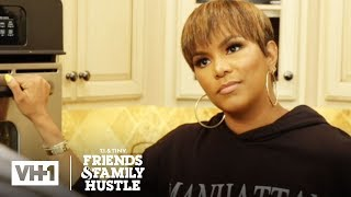 Will Tommi & LeToya Work It Out, Or Argue? | T.I. & Tiny: Friends & Family Hustle