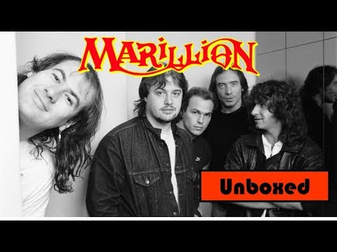Marillion: Clutching At Straws: Deluxe Edition  Unboxing