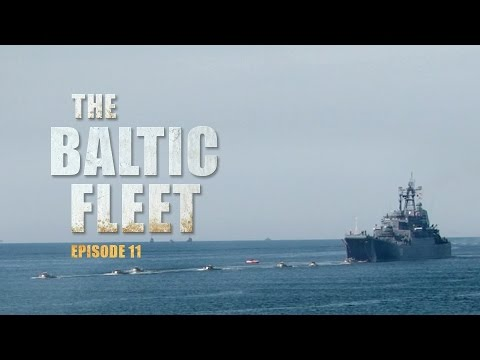 The Baltic Fleet (E11): Underwater navigation and enemy dete