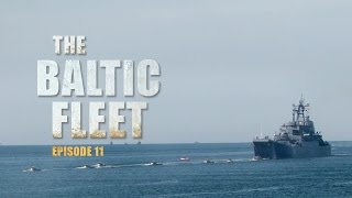The Baltic Fleet (E11): Underwater navigation and enemy detection