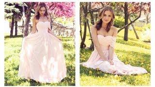 Выпускной вечер: платье - макияж - прически советы!(, 2013-05-23T03:21:02.000Z)