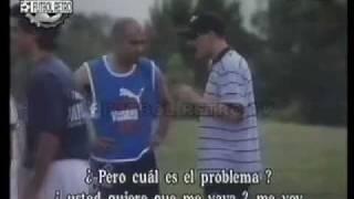 Yayo & Camara Oculta en Club Acasusso VideoMatch 1997 FUTBOL RETRO TV