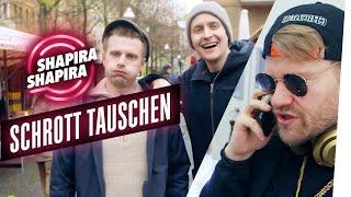 Tausch-Duell mit Shahak, Till und Moritz