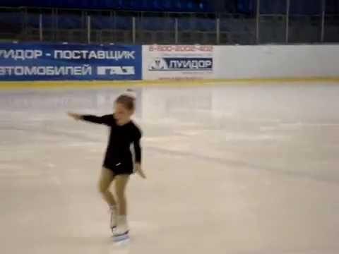 Рита на коньках