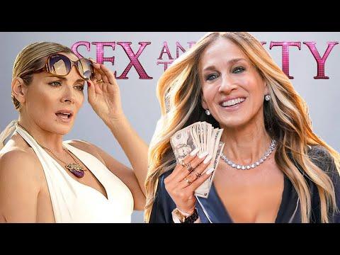 Секс в большом городе 2 сезон 13 серия