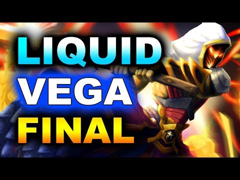 LIQUID vs VEGA - EU GRAND FINAL - DREAMLEAGUE MAJOR DOTA 2