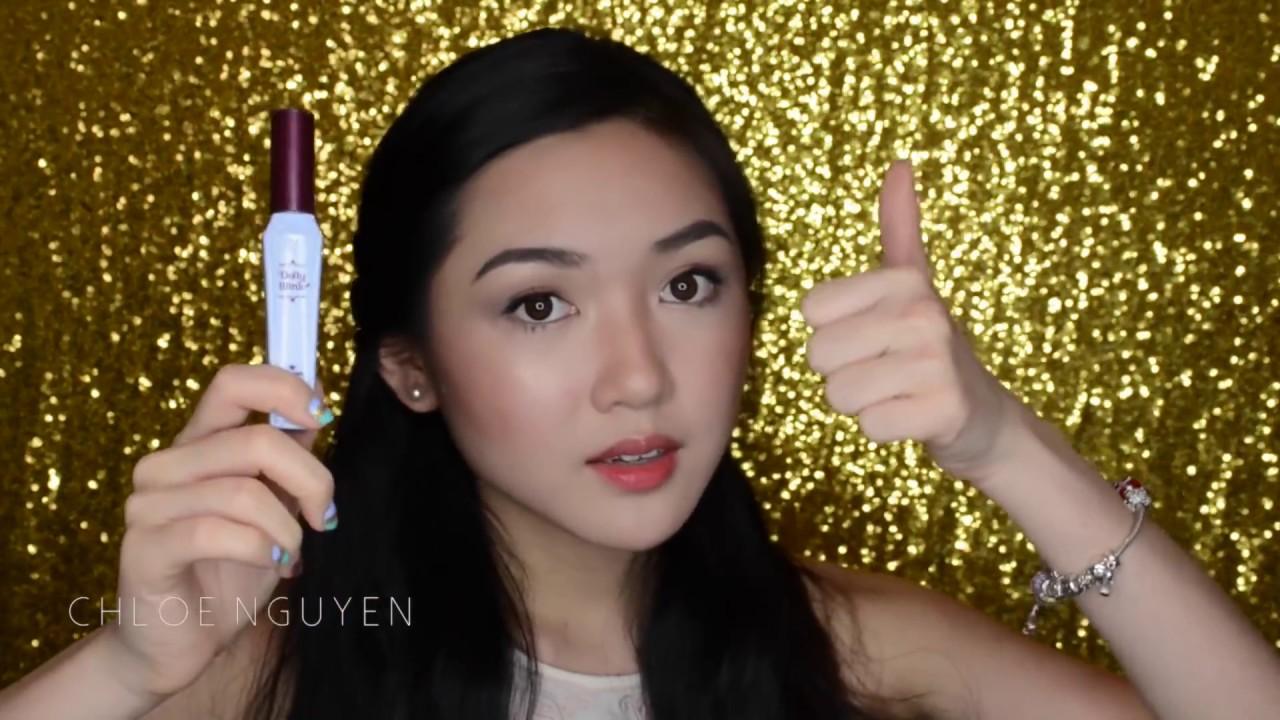 [Review] Mascara Dolly Wink Nhật Bản nằm trong Best of Beauty 2015 – Chloe Nguyen | Shop Nhật Chaly