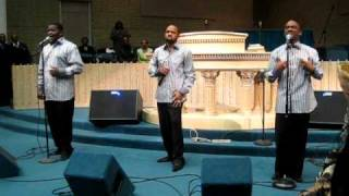 Pastor Tim Rogers & The Fellas singing Angels