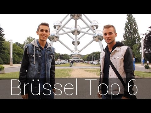 Brüssel Top 6 | Reiseführer | Die besten Sehenswürdigkeiten