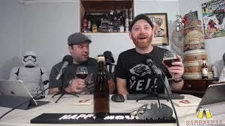 Nerdsense Drinks Reviews - #321 Westvleteren XII (2014 Vintage)
