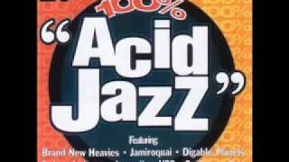 Leena Conquest Feat Fingers - Boundaries. (100 Acid Jazz )