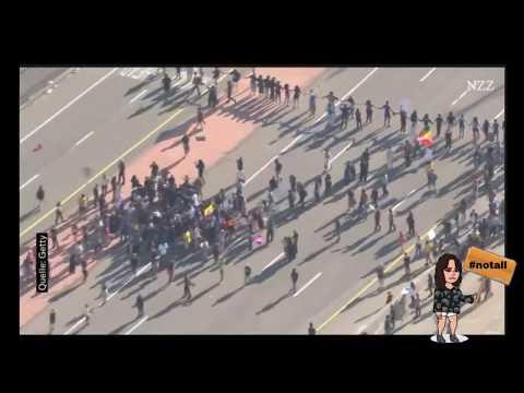 BLM -  Zwischen Protest und Randale