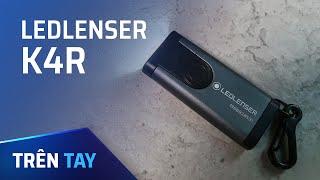 Trên tay và tặng đèn pin siêu nhỏ LedLenser K4R