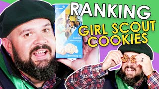 Bless Your Rank: Girl Scout Cookies