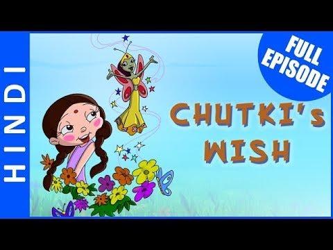 Chutki's Wish  Chhota Bheem Full Episodes in Hindi