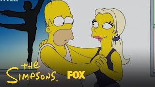 Homer Learns How To Dance | Season 30 Ep. 13 | THE SIMPSONS
