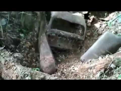 Škoda 1200 Pohřbená V Ouvoze