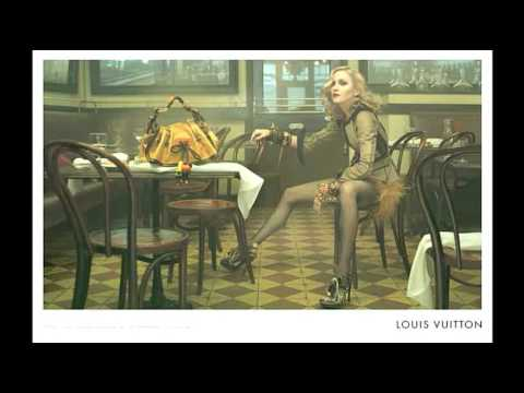 Behind-the-Scenes: Madonna for Louis Vuitton Spring-Summer 2009 Ad Campaign