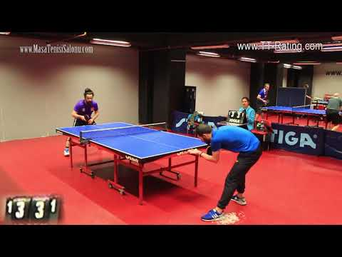 140.TT-Rating Turnuvası - Masa Tenisi