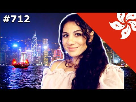 BEST HONG KONG TRAVEL EXPERIENCE? DAY 712 | TRAVEL VLOG IV